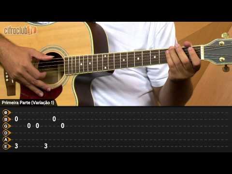 Blackbird - The Beatles (aula de violão)
