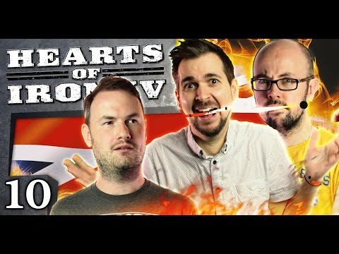 Hearts of Iron IV - Puppet Revolution #10 - African Patchwork Quilt