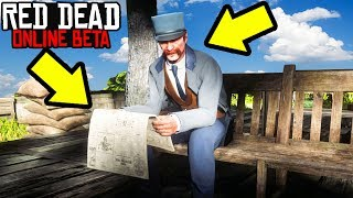 THIS GUY GIVES YOU EASY MONEY AND FAST LEVELS in Red Dead Online! RDR2 Online Money Making!