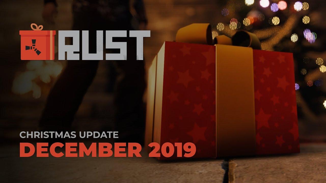 Rust - Season's Beatings (Xmas 2019)