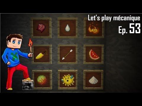 Let's Play Mécanique 2.0 ! - Ep 53 - La roue des potions