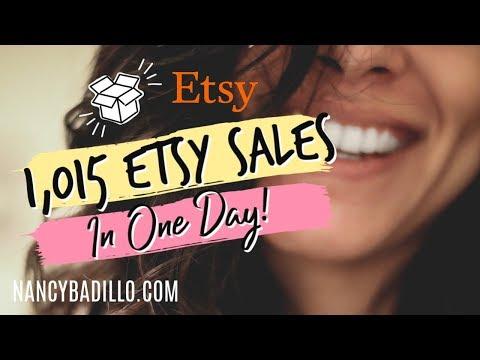 Increase Etsy Sales 2020   Etsy Marketing   Nancy Badillo
