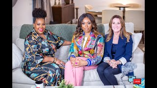 Are We Conditioned To Fail? (w/ Stephanie Ike, Amber Riley & Dr. Caroline Leaf)