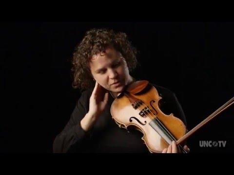 Jennifer Curtis Violin Virtuoso | NC Now | UNC-TV