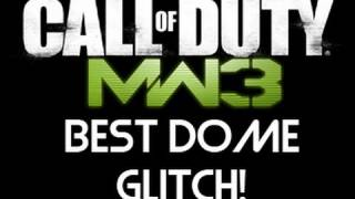 MW3 Glitches: *ONLINE* INFECTED DOME Glitch Out Of Map *Easy MOAB* ~NEW~