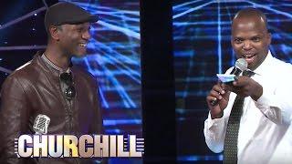 MC Jessy tries to Induce Aloe Blacc to teammafisi