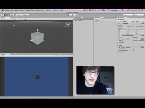 Unity Tutorials by Infinite Ammo