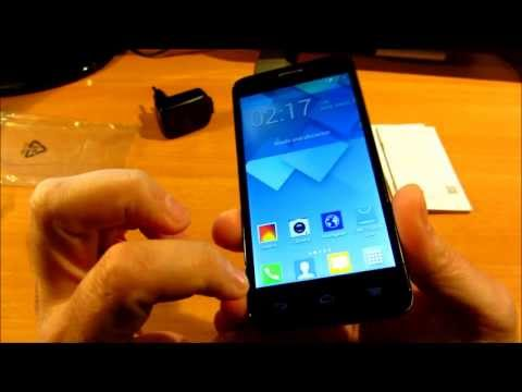 Unboxing Alcatel One Touch Idol Mini