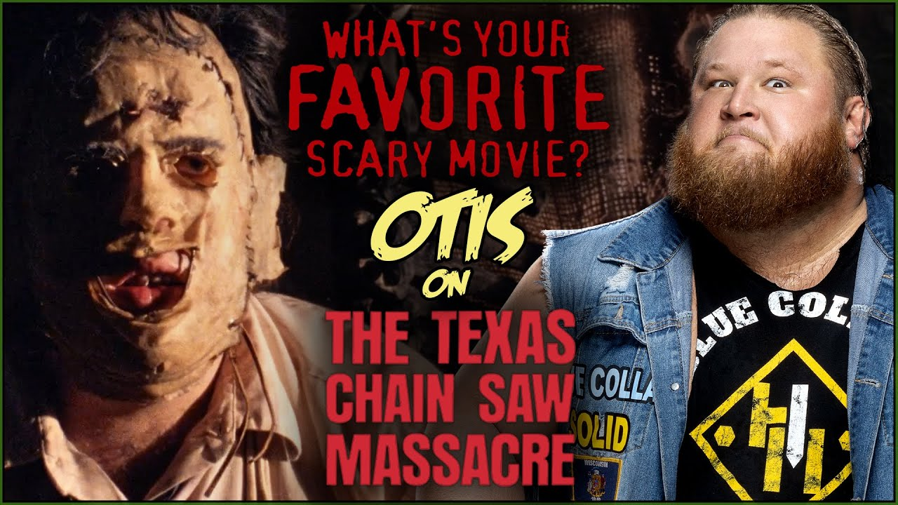 Otis on THE TEXAS CHAIN SAW MASSACRE! | What's Your Favorite Scary Movie?
