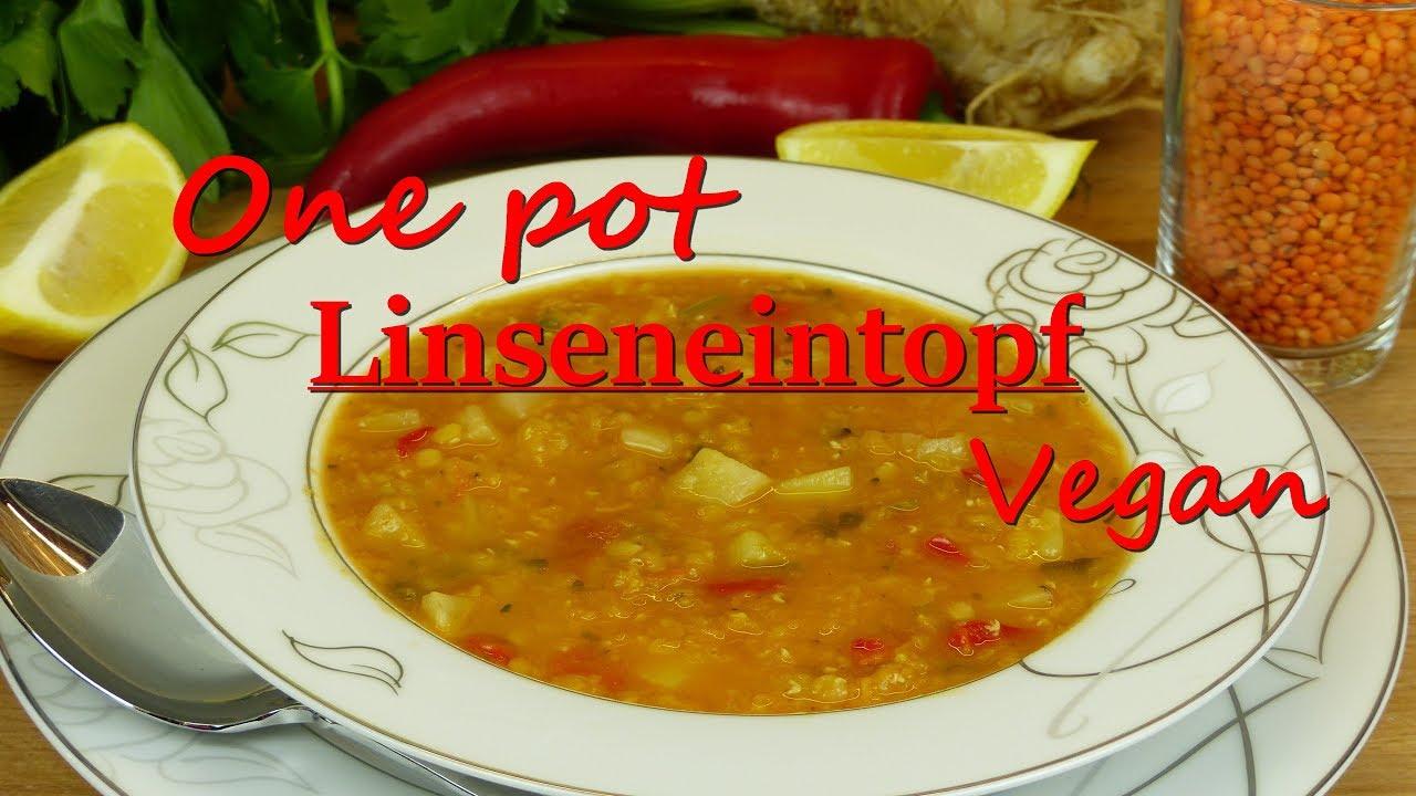 Linsensuppe rezept