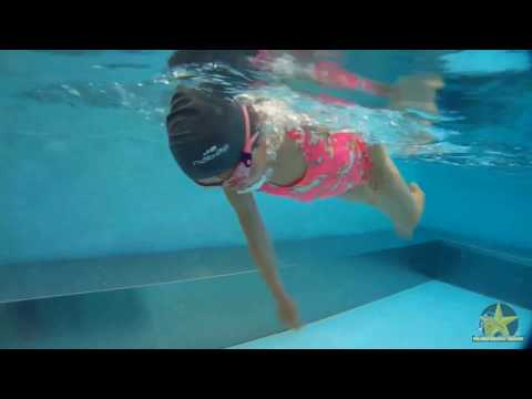 Teaching toddlers to swim - made simple