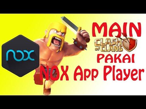 MAIN COC di PC Pakai NOX App Player