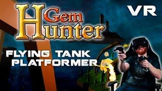 Gem Hunter: VR vehicle-based platformer inspired by Super Mario 64