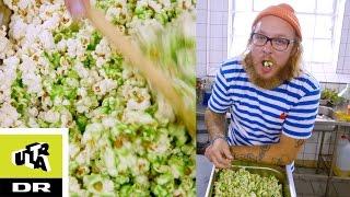 Grønne popcorn |Madlaboratoriet |Ultra