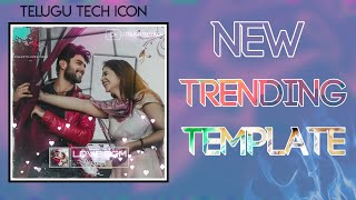 New aveeplayer Templates 2019 Free download || Trending Template || TELUGU TECH ICON 🔥