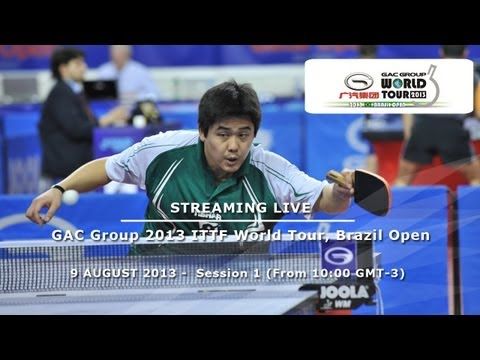 2013 Brazil Open Day 2 Session 1