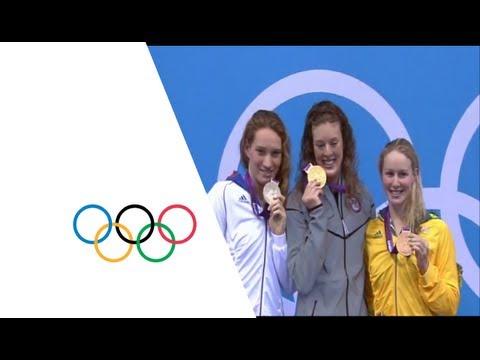 Schmitt wins Gold - Women