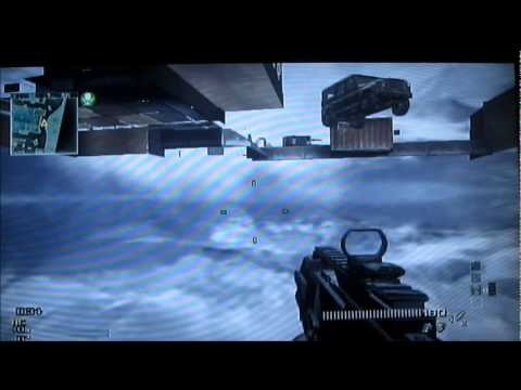 Mw3 (Wii) Glitch ~ Under The Map Outpost Glitch (by Duke)(PATCHED) Outpost #1 Glitch