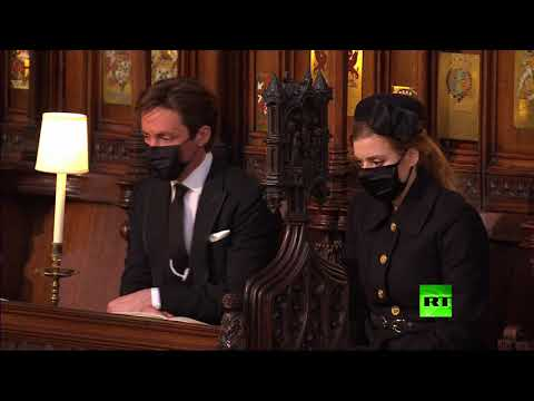 العائلة المالكة تودع الأمير فيليب  - نشر قبل 55 دقيقة