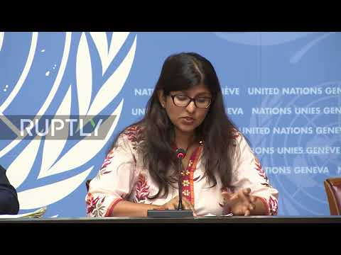 Switzerland: UN human rights agency office condemns 'shocking' Sweida attacks