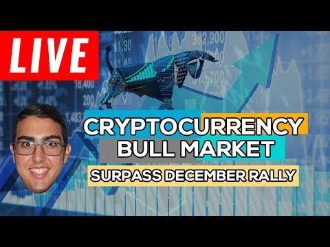 Cryptocurrency Bull Market Projected To Surpass December Ral