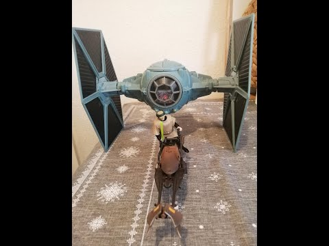 Heti videó: 29# POTF2 Star Wars járgányok - Tie Fighter / Speeder Bike