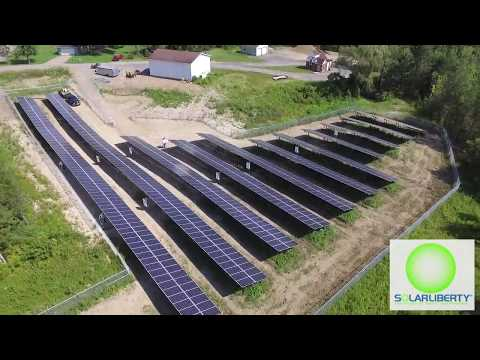 Town of Holland, NY Goes Solar with Solar Liberty