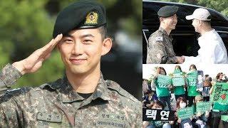 韓國男團2PM的30歲成員玉澤演在2017年9月4月以現役身份低調入伍他曾多次...
