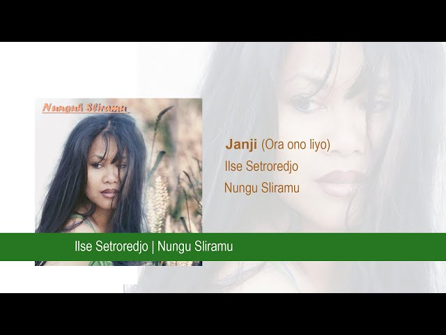 Ilse Setroredjo - Janji + Lyrics (Official video)