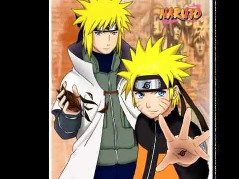 Narutos Eltern