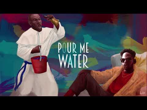 Mr Eazi – Pour Me Water (Official Full Stream)