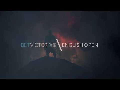 BetVictor English Open | 1-7 November 2021 | COMING SOON! Live on Eurosport