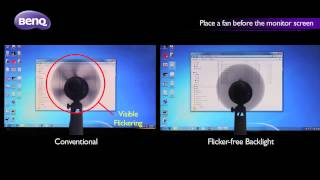 Flicker-free, BenQ VA LED Monitor GW2760HS