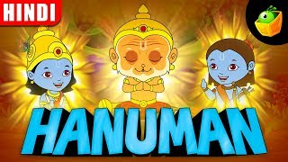 Hanuman - in Hindi | Hindi Full Stories | MagicBox Animation