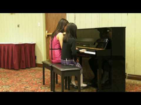 Johann Pachelbel's Canon in D - Piano Duet