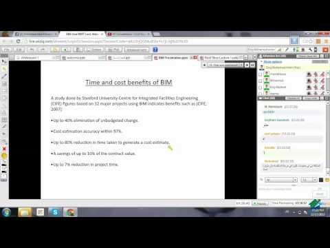 L1-BIM Introduction-5D BIM Course|Aldarayn Academy| م.محمد أمين