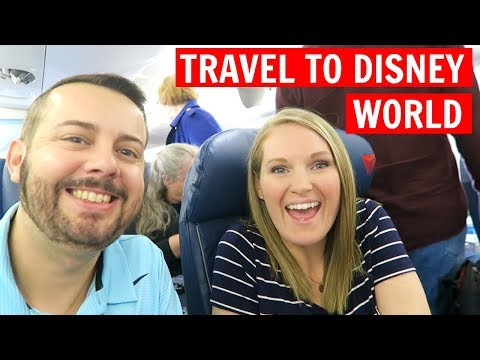 TRAVEL DAY & ARRIVING AT DISNEY'S BEACH CLUB | WDW Vacation November 2017 Day 1, Part 1