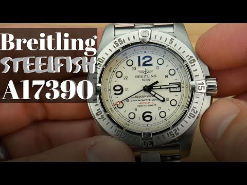 Breitling Steelfish A17390 Overbuilt Luxury For Under $1,500