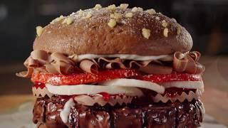 СКОРО! Шоколадный ВОППЕР в Бургер Кинг!