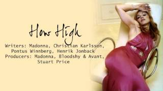 How High - Instrumental