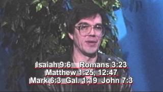 Citywide Call-In Bible Answers TV Show #6: Burning in Hell, Apparitions of Mary, Satan, Evil, Choice