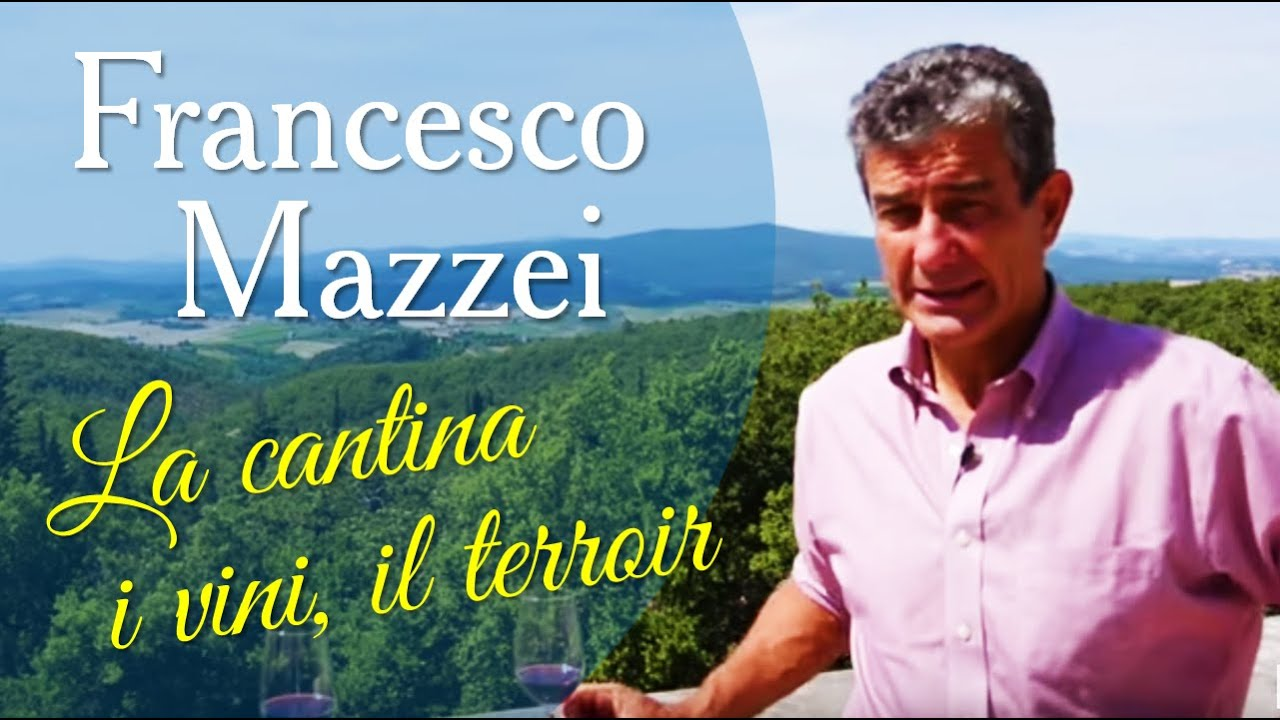 Francesco mazzei la cantina i vini il terroir youtube for Francesco marchesi