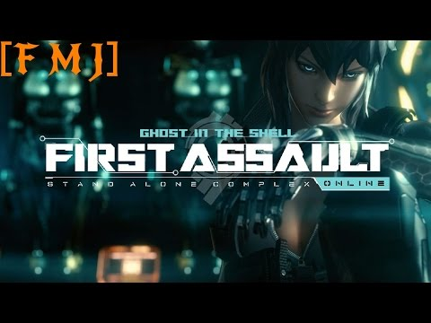 Full Metal Jacket.tv - Ghost In The Shell: SAC First Assault Online PT 18