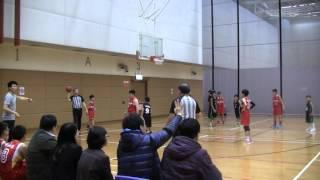 2016 3 17 小學男子決賽 漢華 vs 玫瑰崗 9