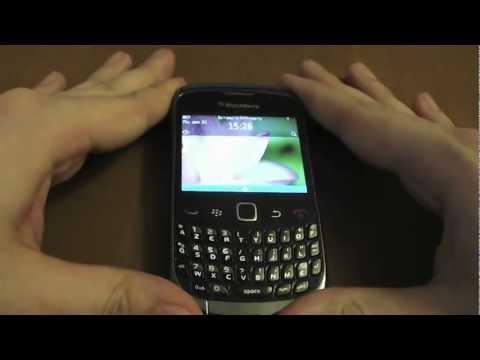 BlackBerry Curve 3G 9300, обзор-мнение