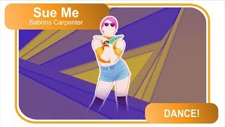 Just Dance 2019 - Sue Me (Fanmade Full Fitted Gameplay)