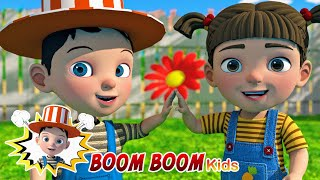 Clap your hands song - Nursery rhymes and kids songs | Boom Boom Kids