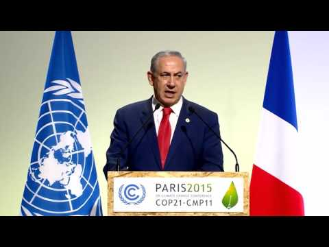 PM Netanyahu's Speech at the UN Climate Change Conference