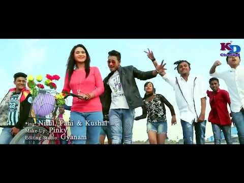 ho adivasi video song hd 2017 ! आपे हातु हुजु लेना माई   Ho superhit film- aalanga prem kahani
