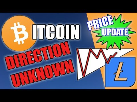 BITCOIN PRICE DIRECTION | LTC Price Update
